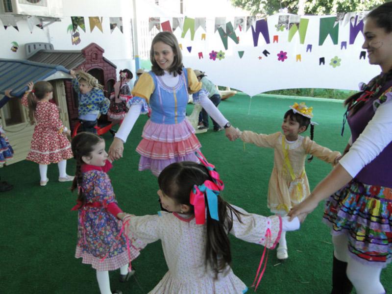 Ed. Infantil Vesp. – Festa Junina