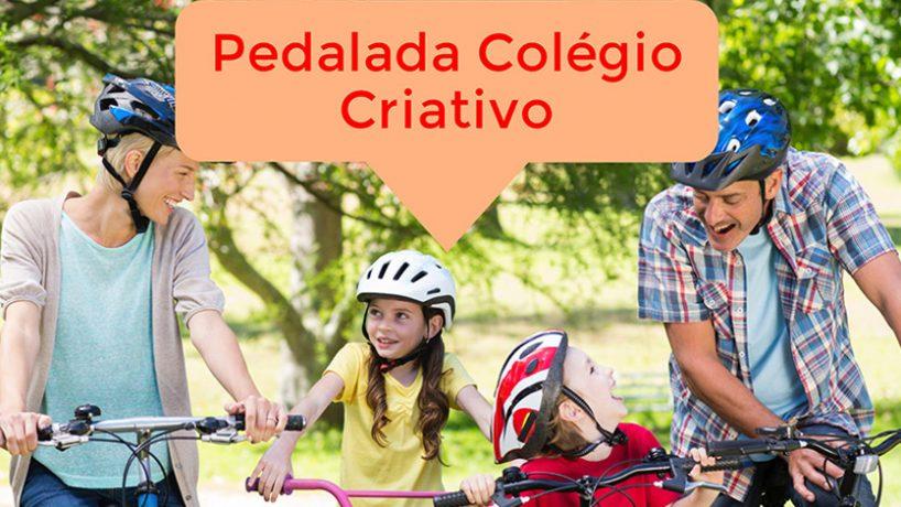 Pedalada Colégio Criativo 2016