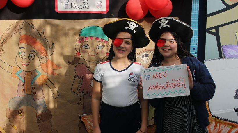 Natação Pirata – Dia do Amigo