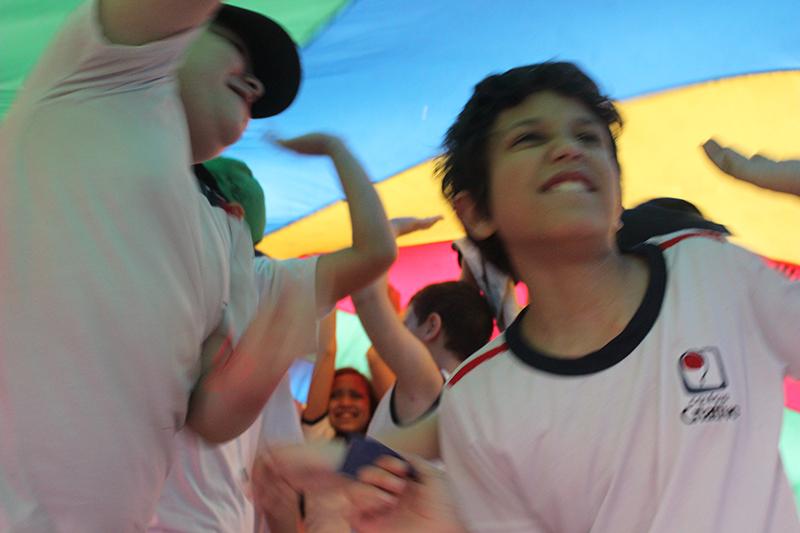 Fundamental 4° e 5° ano – Festival de lazer Criativo Era uma vez …
