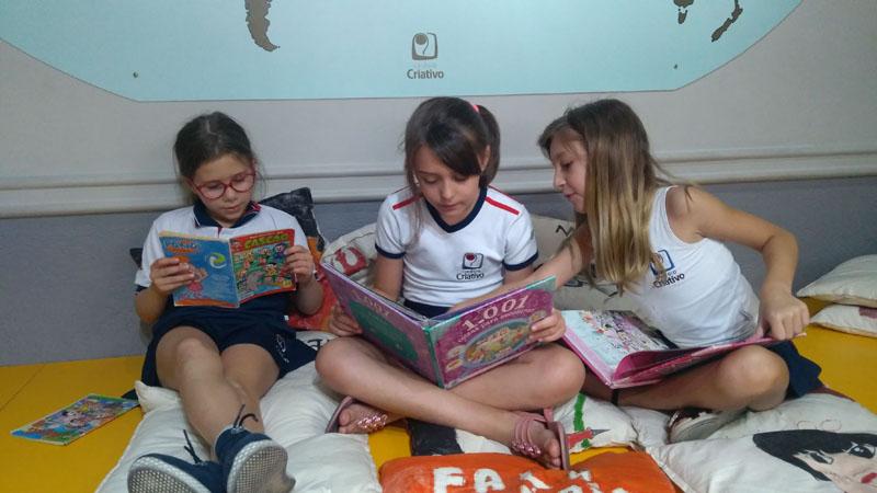 Turma 202 – Um convite à leitura
