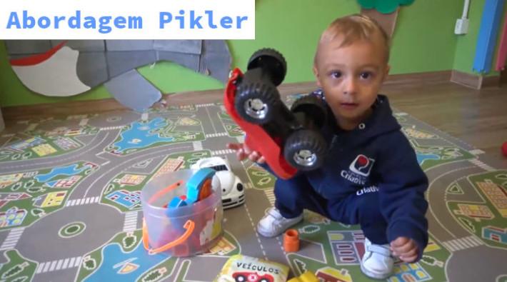 Você sabe o que é Abordagem Pikler?