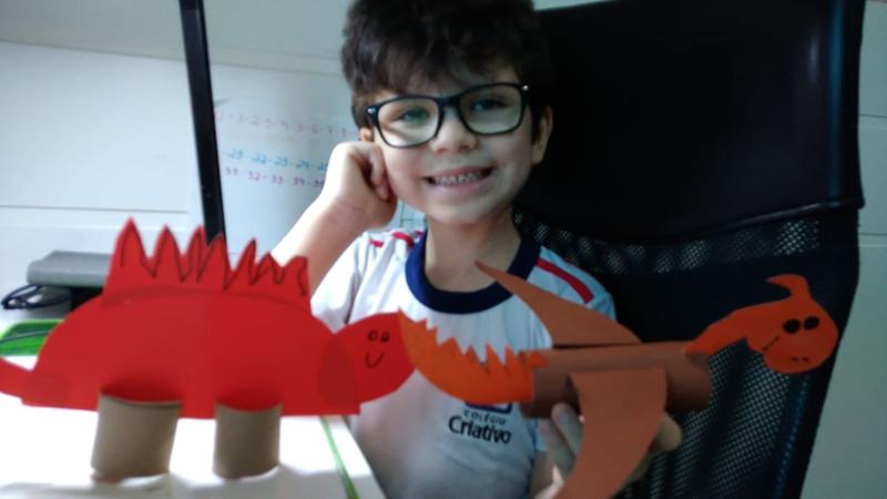 G5 Mat. – Montando meu dinossauro